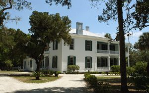 DeBary Hall in Florida, a town our movers Debary FL are well-acquainted with.