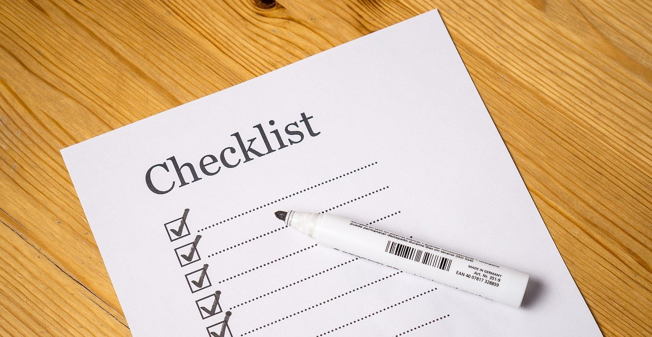ultimate moving packing checklist