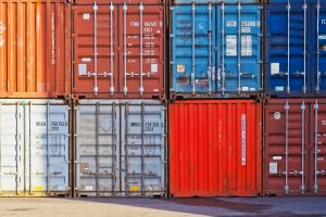 Portable moving containers save money when moving long distance