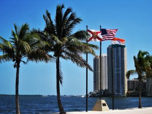 Top places for millennials in Florida includes Brickell at #3.