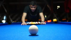 Save yourself from unwanted injuries or stress, because moving a thing heavy as pool table is no easy thing.