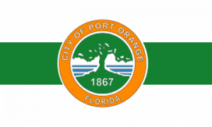 Flag of Port Orange FL