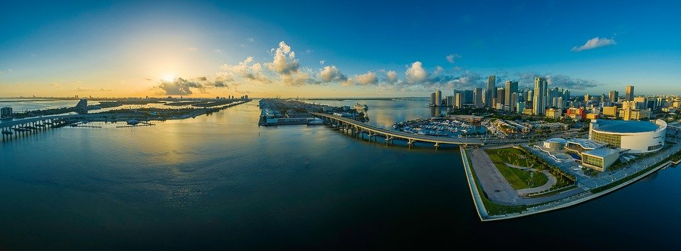 Miami is one of the best Thanksgiving getaways in Florida