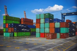 business storage of containers