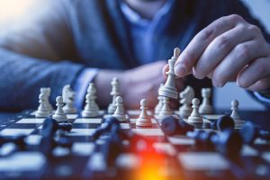 You can play chess in the park after retiring in Orlando