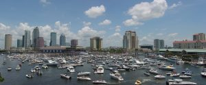 Fishing boats in Tampa