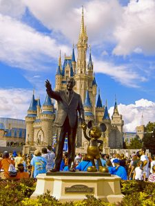 Disney's Magic Kingdom - theme parks in Orlando