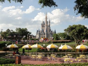 An astounding castle that you can visit on your Disney World Trip in Orlando, FL.