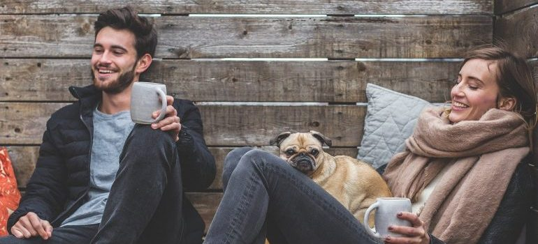 After you follow all the moving tips for pet-owners, you can enjoy.
