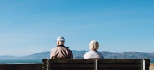 You can choose to spend your retirement in place
