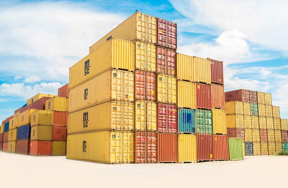 opt for mobile storage solutions and choose a color of your container
